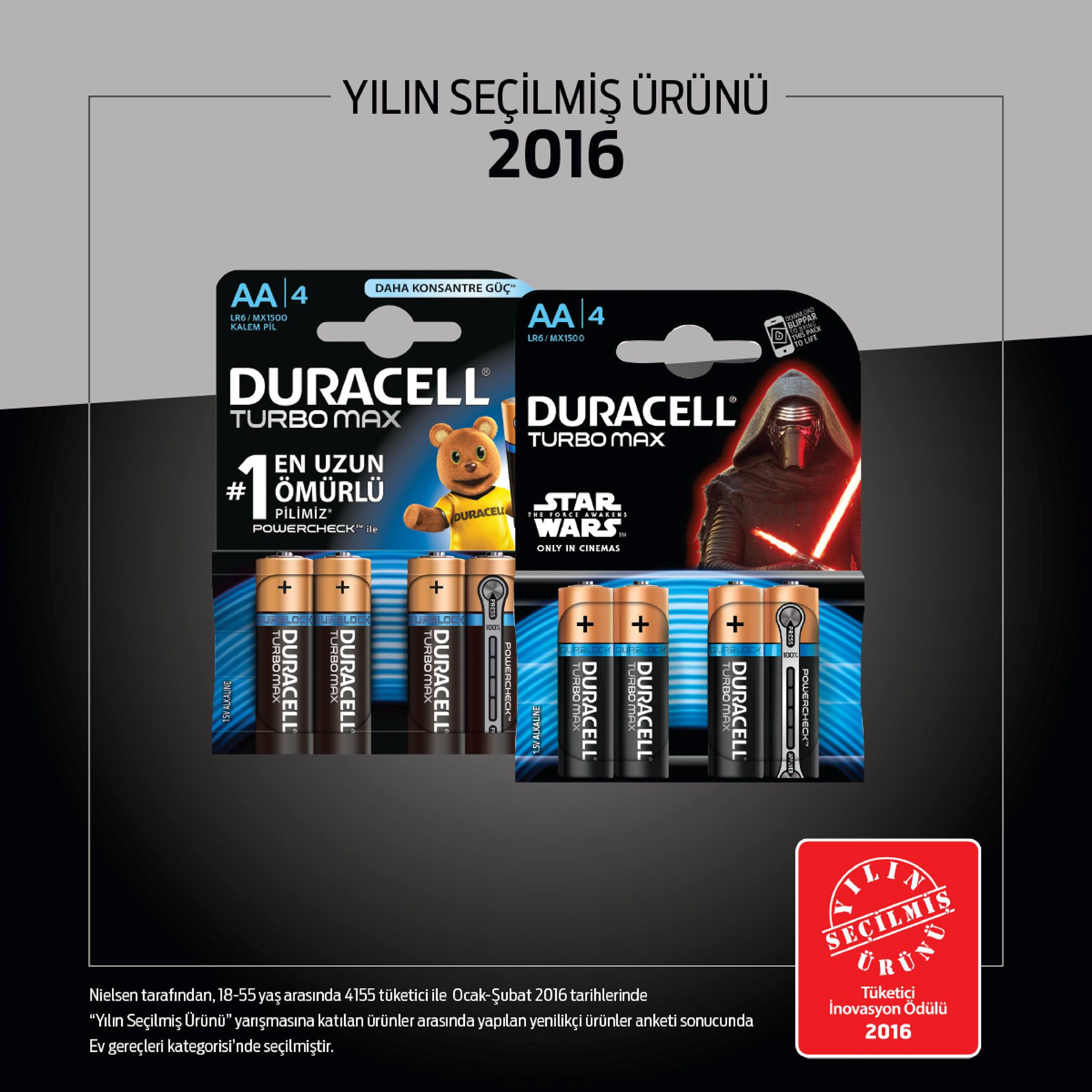 Duracell Turbo Max